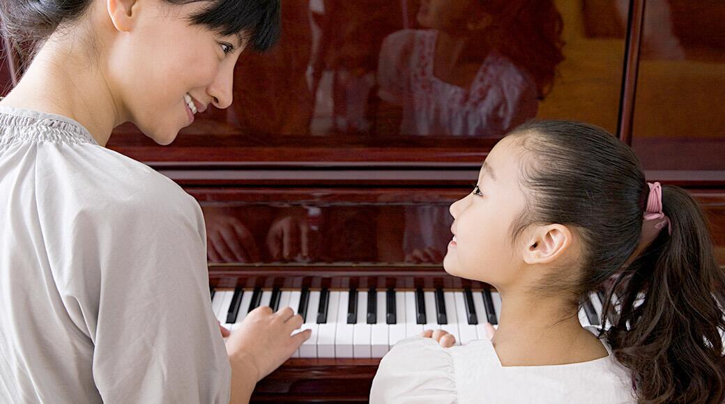 <No.3>ピアノの先生は「心のお医者さん」
