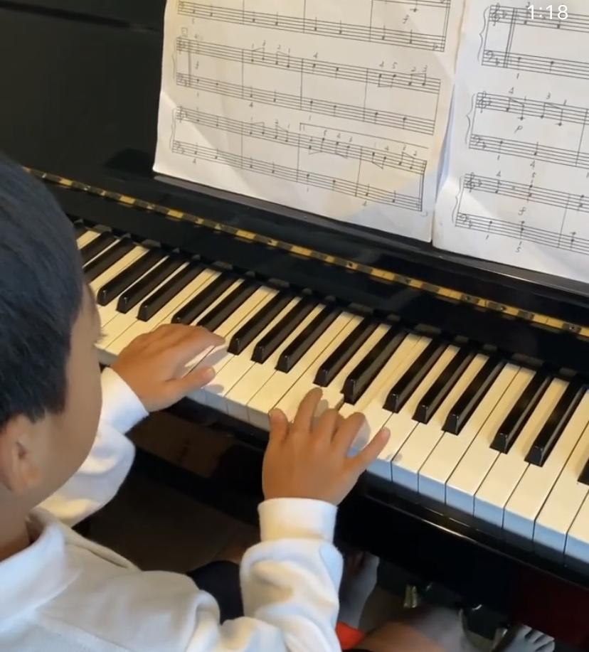 <No.10>朝7:00からピアノ練習する子を育てる方法