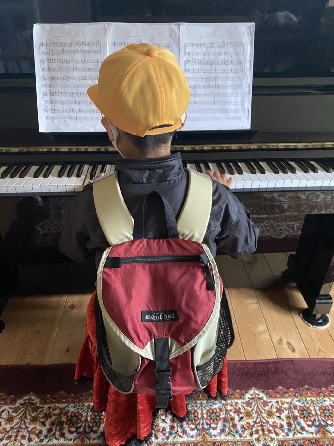 <No.125>ピアノが遠足みたいに楽しくなる「振り子の法則」って?!
