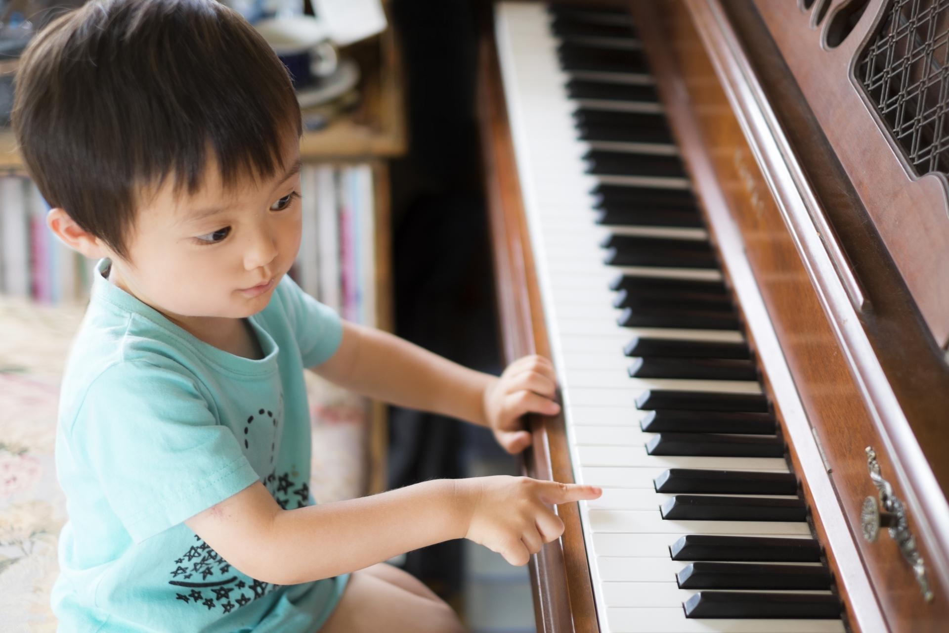 【Q &A 9】ピアノ始めて1年。「いたずら弾き」しかしない我が子が心配です。