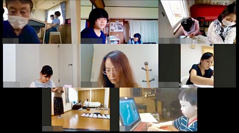 【ご報告】オンライン・フリースクール「寺子屋ひまわり」テストオープン(1日目)
